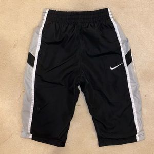 Nike Toddler Boys 12 Months Black Athletic Pants